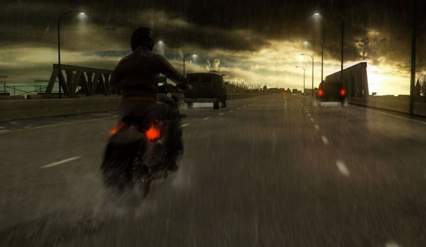 Jogos Com Estilo de Heavy Rain Agradam Sony