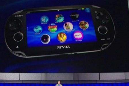 PS Vita Com Muitos Jogos No Lançamento