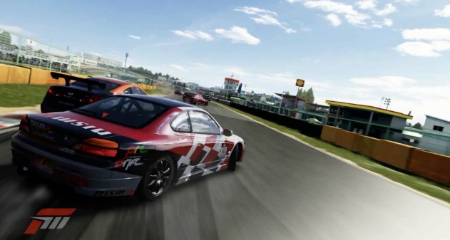 Tuga Racers: Novo Evento Forza 4