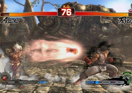 Ryu No Asura's Wrath?