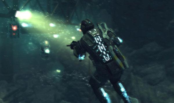Deep Black: Reloaded Chega em Março ao PC!