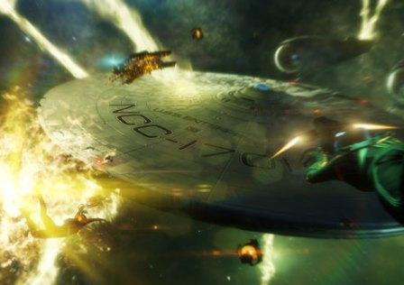 Namco Bandai e Paramount Anunciam Star Trek
