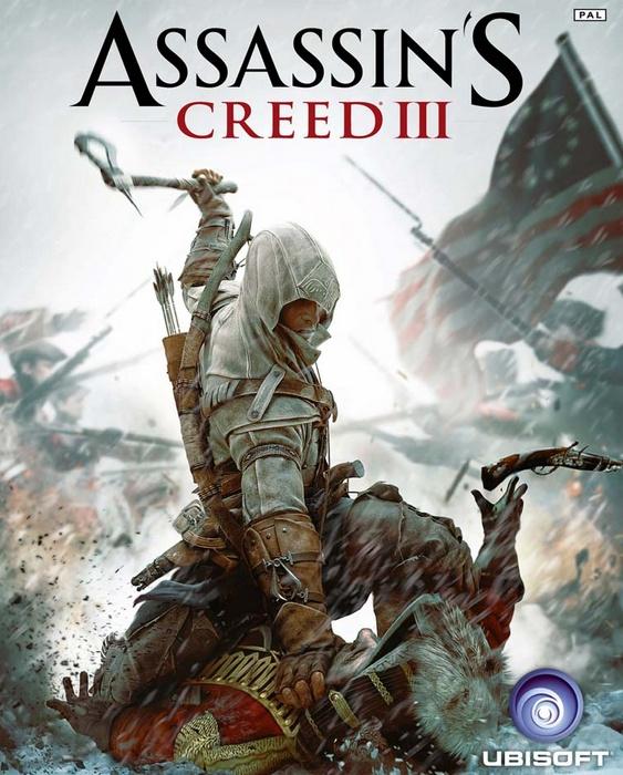 Assassins Creed III Capa