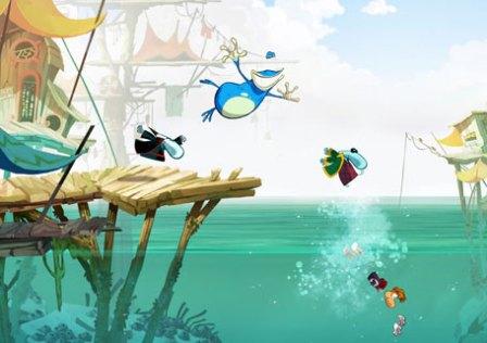 Jogo Da Semana: Rayman Origins