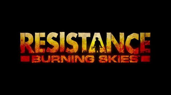 Resistance: Burning Skies Está a Chegar