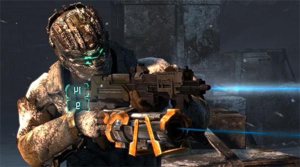 E3 2012: A Cooperação Em Dead Space 3