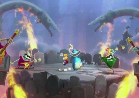 E3 2012: Rayman Legends Na Wii U