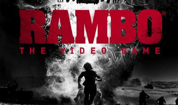 Rambo: The Video Game Na Gamescom
