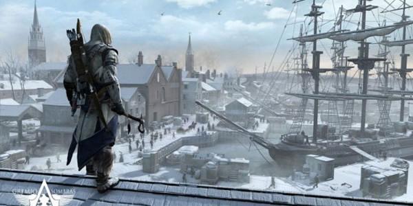Assassins Creed III, Sleeping Dogs e Barbara