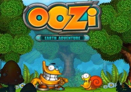 O Fantástico Mundo de Oozi: Earth Adventure