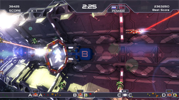 Orbitron: Revolution Screen 3