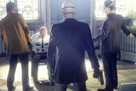 Jogo da Semana: Hitman Absolution