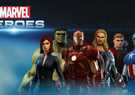 Giveaway: Temos 10 beta keys De Marvel Heroes Para Oferecer