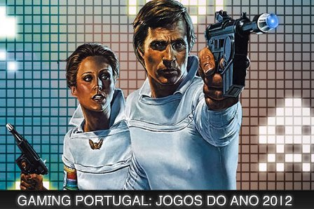 Gaming Portugal: Jogos Do Ano 2012