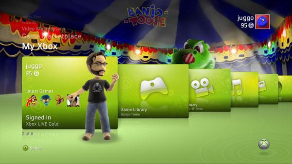Vários Jogos em Promoção no Xbox Live Marketplace