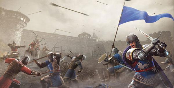 Morte e Diversão Em Chivalry: Medieval Warfare