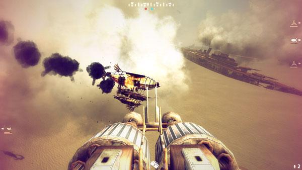 Guns Of Icarus Online: Transmissão Com Os Criadores Do Jogo