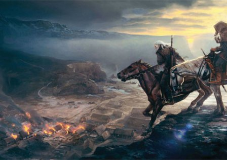 The Witcher 3: Wild Hunt Confirmado na PS4