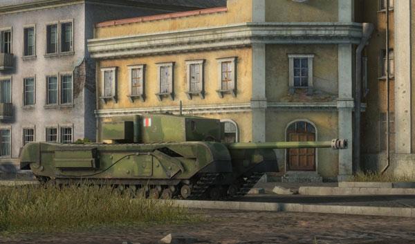 World of Tanks: Update 8.4 a Caminho