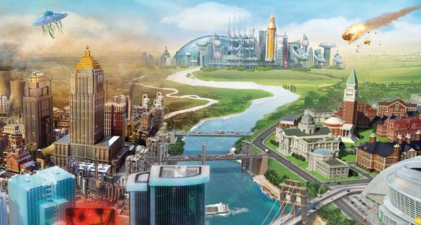 SimCity: Muita Procura Entope Servidores da EA