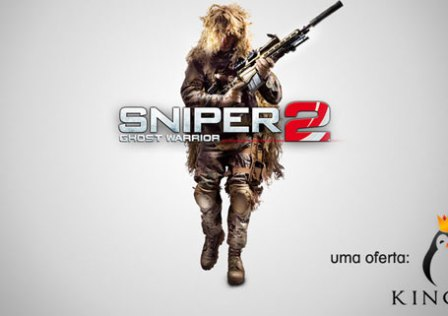 Estamos a Oferecer o Sniper Ghost Warrior 2