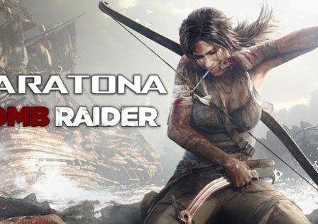 Maratona de Tomb Raider na Gate 2 Gamerz