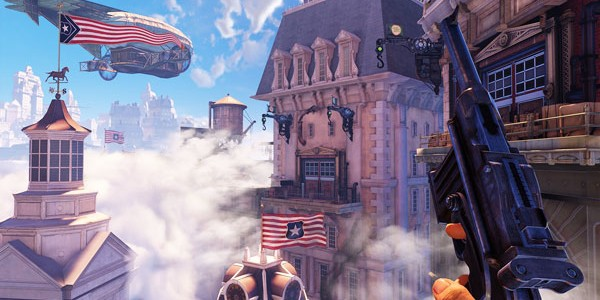 Jogo Da Semana: Bioshock Infinite