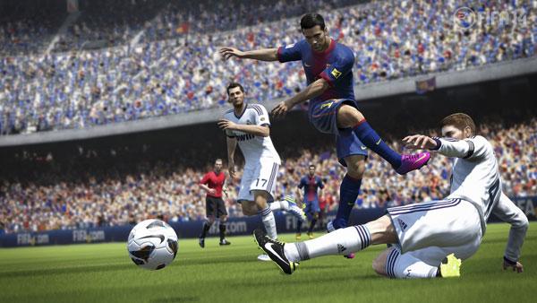 FIFA 14: Muitas Novidades e Evolução