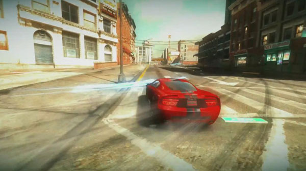 Ridge Racer Driftopia: Corridas Free-to-play