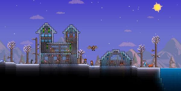Terraria, SimCity e Promoções