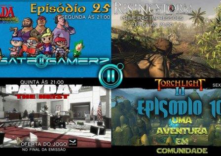 Transmissões Da Semana (03 de Junho 2013)