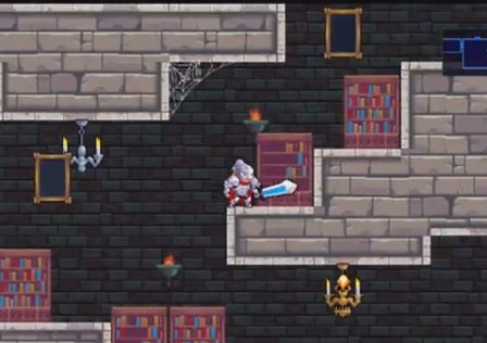 Gaming Portugal Indie Picks: Rogue Legacy