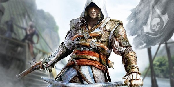 Assassin's Creed IV: Black Flag, GTA V e PS4