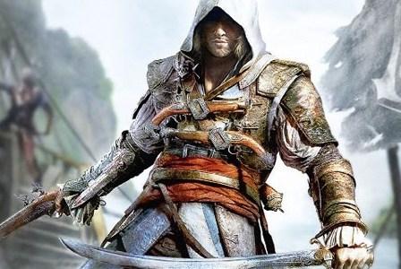 Assassin's Creed IV: Black Flag, GTA V e PS4