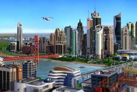 SimCity Atinge os 2 Milhões De Unidades Vendidas
