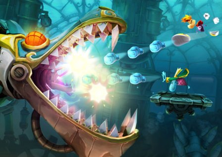 Rayman Legends: Primeiras Impressões