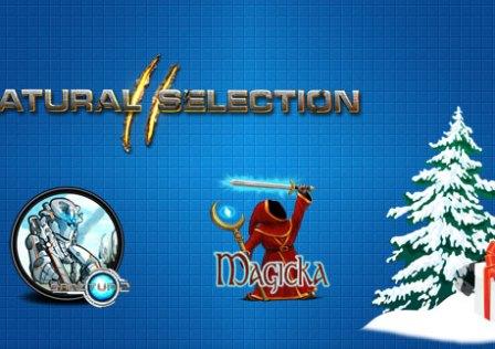 Três Novos Jogos Adicionados ao Bundle de Natal 2013