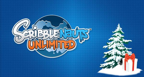 Scribblenauts Unlimited Adicionado ao Bundle De Natal!