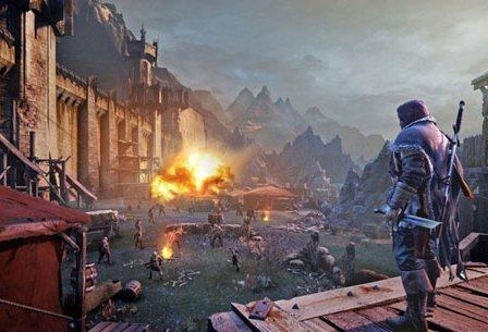 Shadow of Mordor Acusado de Usar Código de Assassins Creed II