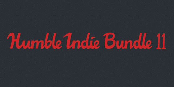 Arrancou o Humble Indie Bundle 11