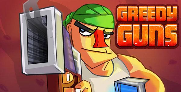 Greedy Guns é Português e Promete!
