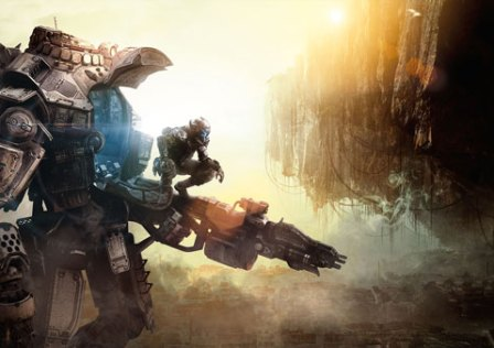 Reviews Do Mundo: TitanFall e Dark Souls