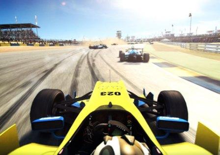 Grid Autosport Anunciado