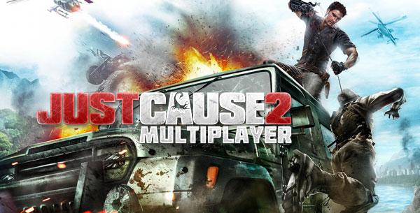 Comunidade: Mais Divertimento em Just Cause 2 Multiplayer