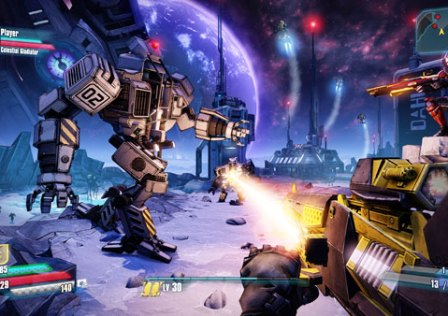 Borderlands The Pre-Sequel: Combate Lunar