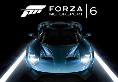Forza 6 Anunciado para Xbox One