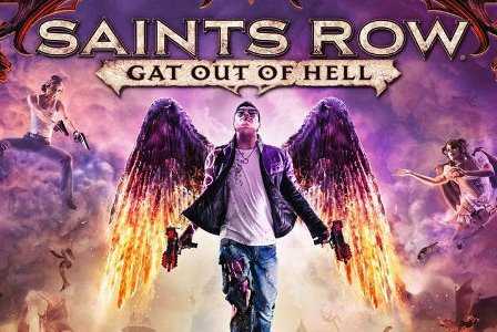 Saints Row IV: Gat Out of Hell com novo trailer