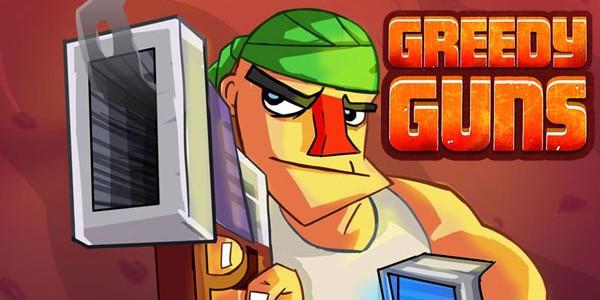 Greedy Guns: Jogo Português Disponível este Ano!