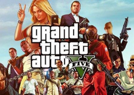 GTA V PC: Pré-Carregamento Amanhã!