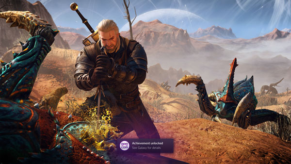 The Witcher 3: GOG Galaxy